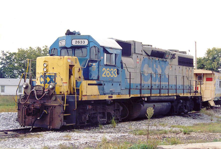 CSX 2633 will power the next moves for local J710